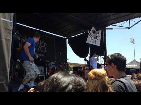 Citizen [Full Set, Vans Warped Tour 2015, Pomona, CA]