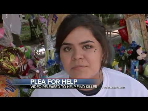 Houston Police Turns to Citizens to Help Find Murderer Who Stabbed 11 Year Old