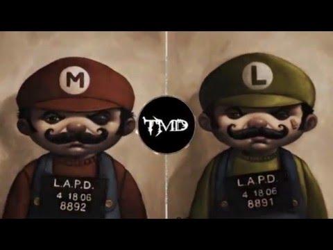 Midnight Tyrannosaurus - Mario