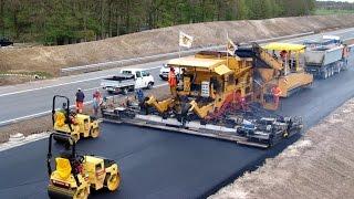 (Neue Doku!) Wie geht das - In Beton gegossen - Straßenbau auf der A7 [HD]