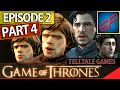 Game of Thrones Telltale Episode 2 is JON SNOWY (4/6 PC Walkthrough)