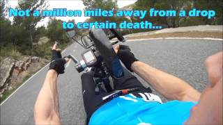 Mallorca Handbike Tour 2015 - Mountain Stage