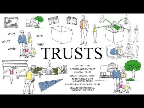 How Does a Trust Work?