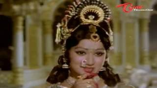 Yamagola - Aadave Andaala Surabhaamini - N T R