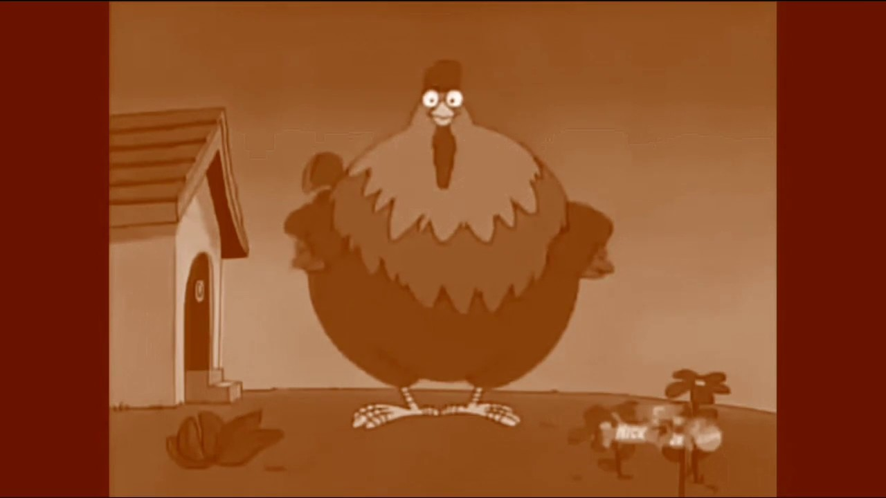 Dora The Explorer The Big Red Chicken Tribute Video Rooster