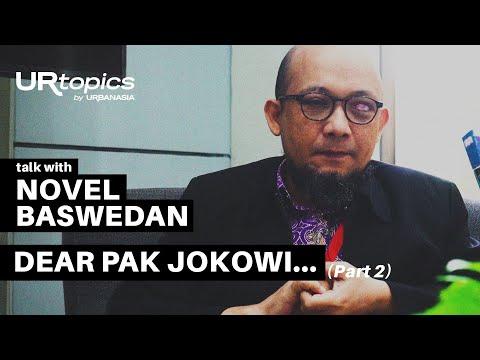 URtopics - Dear Pak Presiden, Salam dari Novel Baswedan! (Part 2/5)