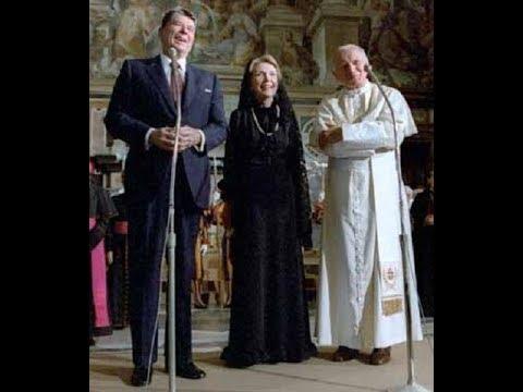 The Presidency: Ronald Reagan & Pope John Paul II Preview