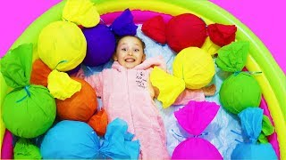 Giant collects Learn Colors for Kids,Learn Colors for Children fun kid video