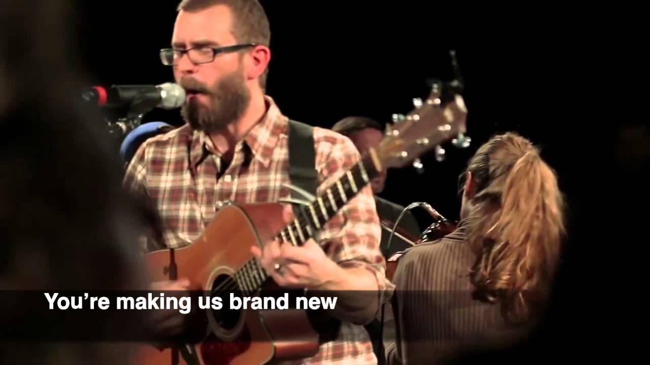 Journey Church - Brand New (lyric)