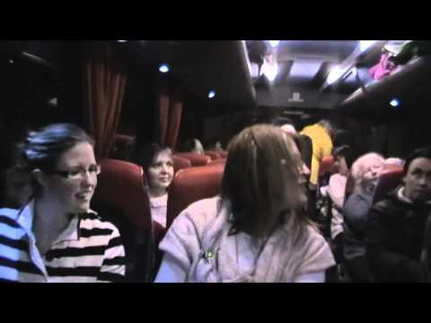 Ty Ha mums' coach trip