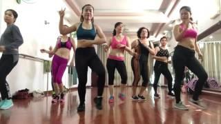 Thể dục thẩm mỹ, aerobic giảm cân ( thư giãn nhẹ nhàng cuối tuần )