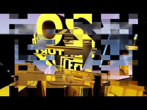 (.../3D Animation Spoof Of The 20Th Century Fox Logo By OBION