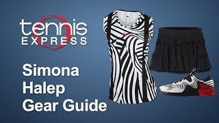 Simona Halep French Open Gear Guide | Tennis Express