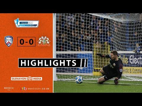 Coleraine Glenavon Goals And Highlights