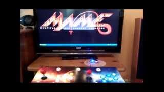 Mame Table Top Arcade Machine Console