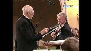 �������� ���� Шостакович. 1-й скрип. концерт. Третьяков, Ростропович ������