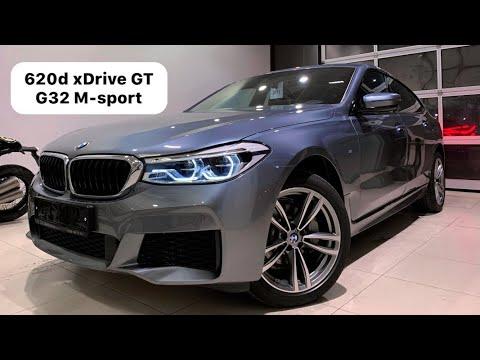 🇩🇪 Презентация BMW 620d XDrive GT G32 M-sport