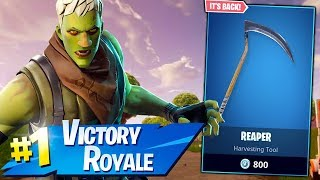 LIVESTREAM #764 FORTNITE! SCYTHE IS BACK! Buy? NEW SKIN & ZOMBIES REMOVED! 🏆 592 WINS