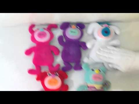 5 FisherPrice SingAMaJigs Dolls Harmonizing Choir~ TheMadBi