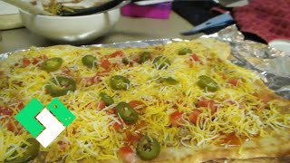 Taco Pizza Tuesday (9.2.14 - Day 886)