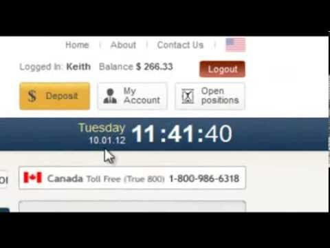 BEST BINARY OPTIONS WEBSITE OF 2014     Traderush   Turn $5 into $5000 proof