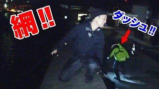 ジグとワームで夜に釣りしていたら… thumbnail