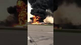 Смотреть видео Трагедия рейса SU-1492 Москва-Мурманск. онлайн