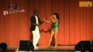 BSAT 01 Junior & Anya Bachata), Boston @ NYC bachata congress 2013