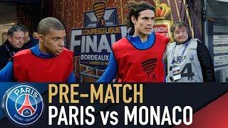Paris Saint Germain 3 - 0 AS Monaco