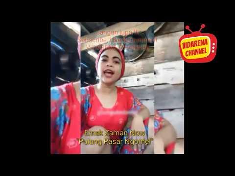 Cover Lagu Tiga Aksi Emak Emak Zaman Now Yang Bikin Ngakak HITSLAGU