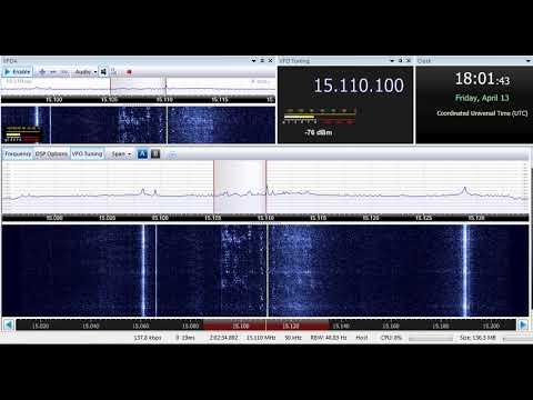 13 04 2018 SPL relay Radio Nigeria Hausa Sce in Hausa to weAf 1800 on 15110 Secretbrod