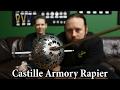 Castille Armory Sabre Review