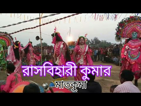 Purulia chow dance by Rasbihary Kumar 2018...