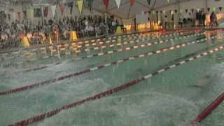 Pope John Boys Swim Team