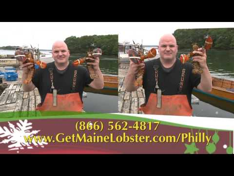 Get Maine Lobster for the Holidays!