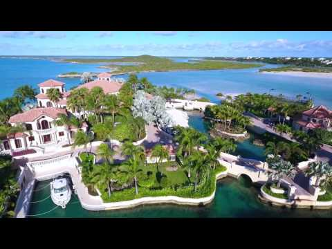 ULTRA LAVISH - $21 million - Emerald Cay Estate - Turks & Caicos Islands