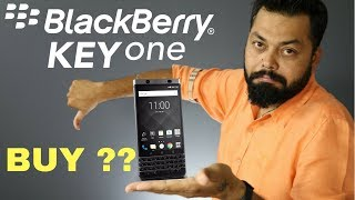 BlackBerry KEYONE - My Opinions Not a REVIEW in Hindi