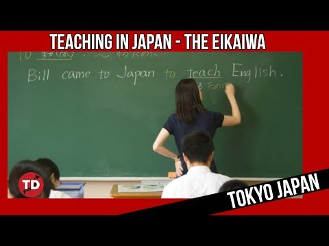 Teaching English In Japan - Pros And Cons Of Eikaiwa Work