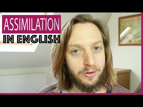 Assimilation In English