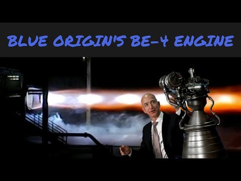 Blue Origin's BE-4 Engine is a game changer