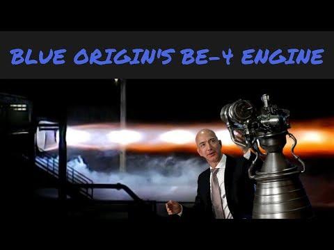 Blue Origin's BE-4
