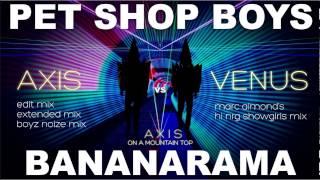 "PET SHOP BOYS ""Axis"" - The Venus Bootleg Mix"