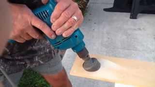Fierce Kayaking Flush Mount Rod Holder Install