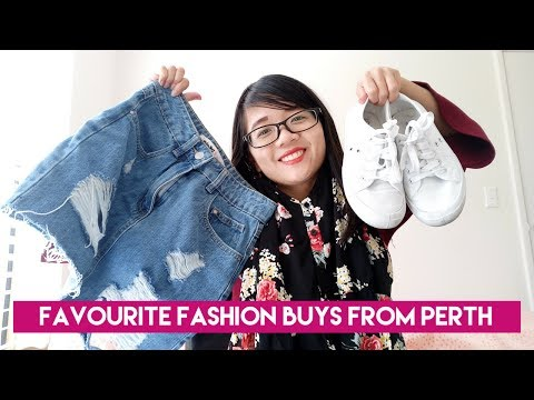 Steperthnie 15 | Fave Perth Fashion Buys (Nothing Above $10!!! TEMT, Jay Jays, Supre)