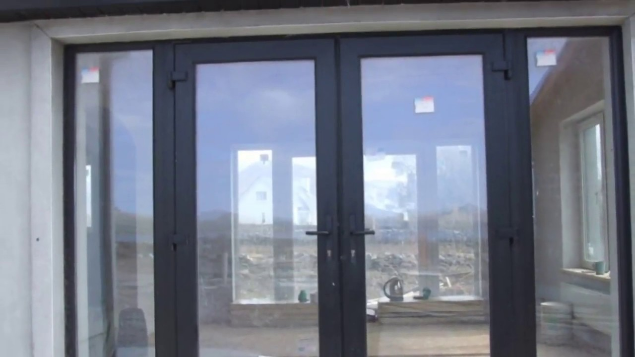 Commercial Aluminum Doors With Glass Designs Youtube