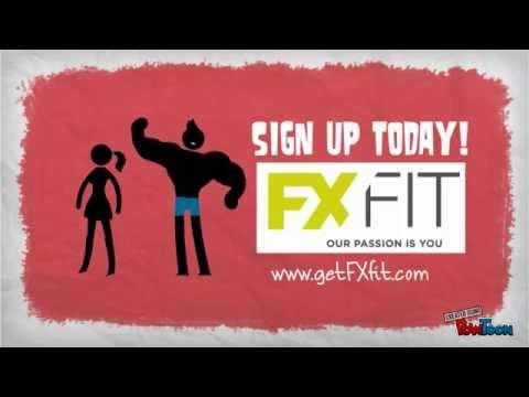 Get FXFit Now!