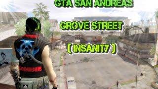 Скачать GTA SA Grove Street INSANITY