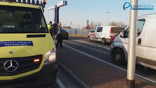 Fietser gewond bij aanrijding Kloosterveen