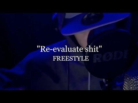"Gawngallaz - ""re-evaluate""- Freestyle (Scottish hip hop )"