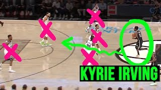 The CURSE Of Having KYRIE IRVING